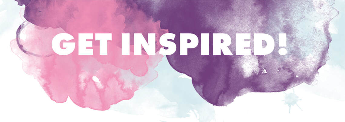 Get Inspired Graphic.